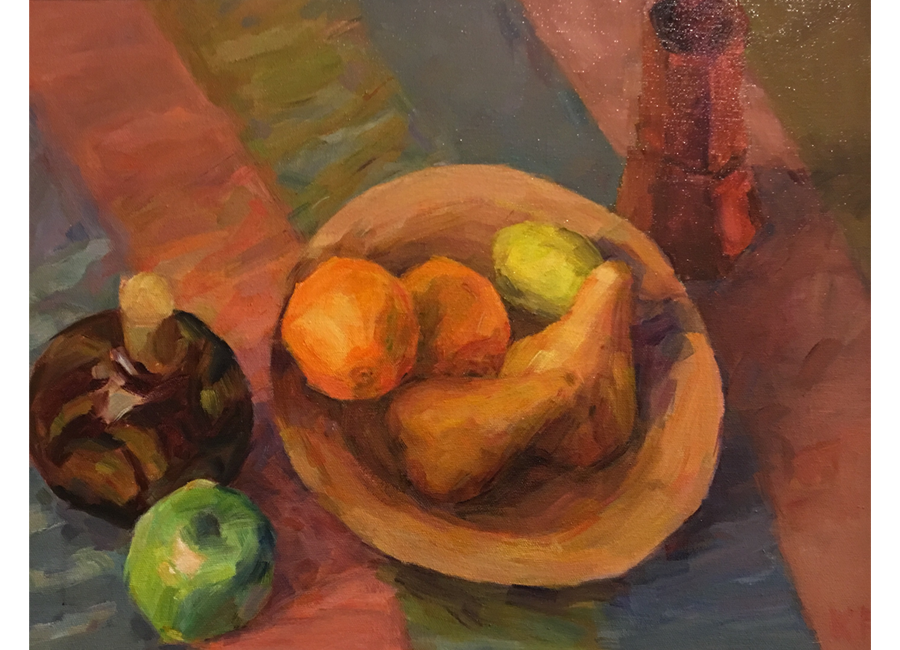 """Green Apples, Oranges and Pears 