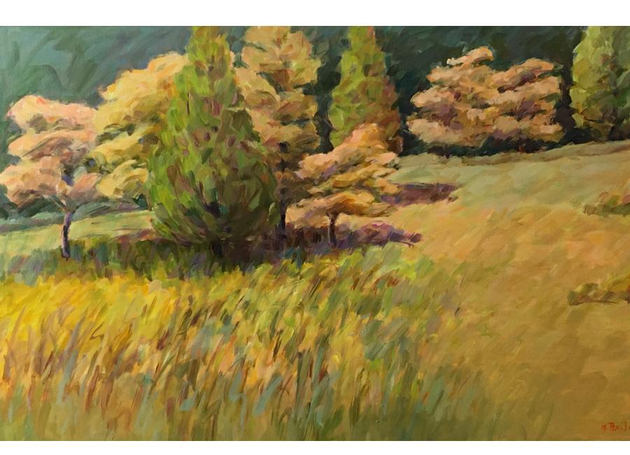 Yellow Field   $2500